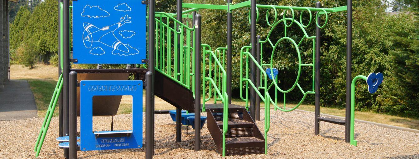 Status of School Playgrounds